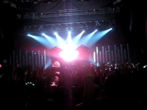 Ghosts and Moar Stuff Live Deadmau5 @ the Wellmont Theatre NJ 2010