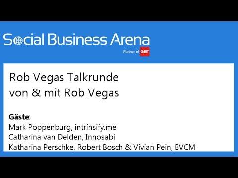 #cebitsba 2014 | Rob Vegas Talkrunde von und mit Rob Vegas