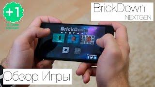 Обзор игры BrickDown NextGen