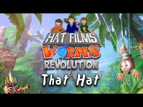 Worms Revolution - That Hat