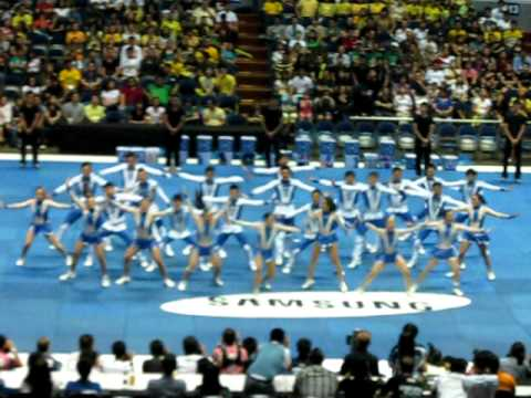 ADAMSON PEP SQUAD ~ UAAP SEASON 74 CHEERDANCE COMPETITION 2011 ~ ADAMSON UNIVERSITY