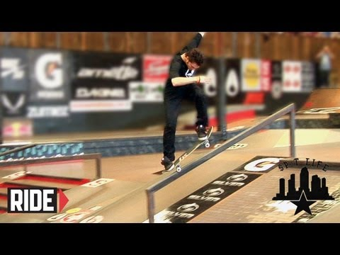 Torey Pudwill Tampa Pro 2012 Winning Run: SPoT Life Event Check