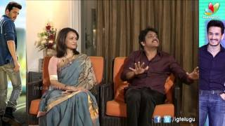 High Anxiety because of Heavy Expectation || Nagarjuna, Amala || Akhil - IGTELUGU
