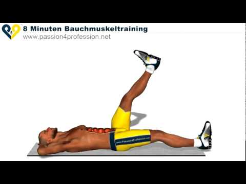 Bu egzersizi günde 8 dakika yapın...(Göbek bölgesinde fazlası olanlar için )