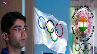 Shooter Abhinav Bindra Announced Retirement : TV5 News - TV5NEWSCHANNEL