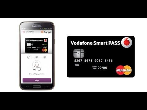 Vodafone Wallet: finalmente disponibili i pagamenti NFC