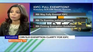 Market Pulse:  RBI Relief For IDFC? - BLOOMBERGUTV