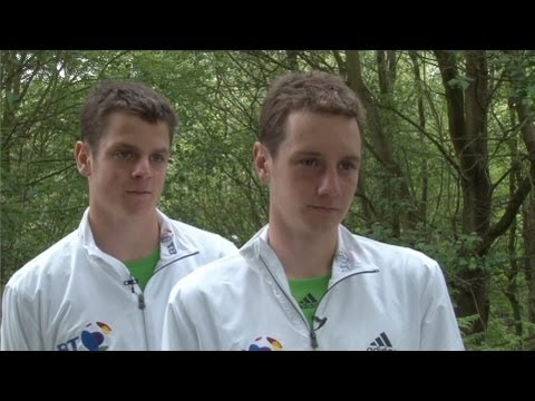 Road to 2012: Changing Pace - Alistair and Jonathan Brownlee
