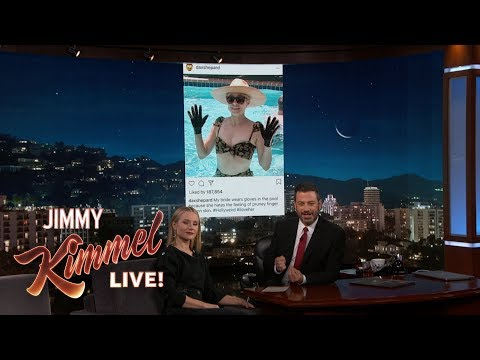 Kristen Bell Explains Medical Condition and Pool Gloves - يوتيوبات