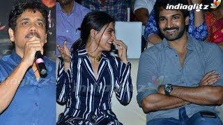 U Turn Pre Release Event | Nagarjuna | Samantha | Aadhi Pinisetty | Rahul Ravindran - IGTELUGU