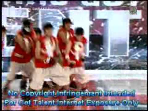 Freestylers Dance Pilipinas Got Talent 2011 Season 2