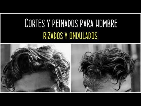 Cortes y peinados para hombres 2015: 6 cortes y peinados para cabellos rizados y ondulados.