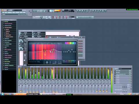 How to make a dubstep drop - Fl Studio 10 [HQ, Massive, Sytrus, Harmor]