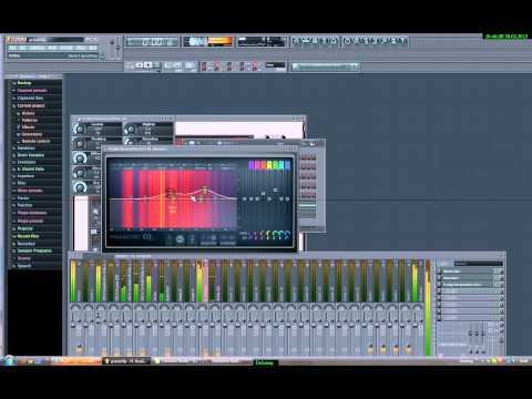 How to make a dubstep drop - Fl Studio 10 [HQ, Massive, Sytrus, Harmor]