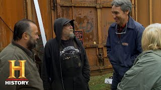American Pickers: Frank Wants a Knucklehead (Season 18, Episode 2) | History - HISTORYCHANNEL