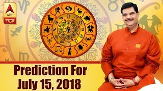 Daily Horoscope with Pawan Sinha: Prediction for July 15, 2018 - ABPNEWSTV
