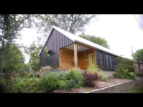 How to Decorate a Small House | At Home With P. Allen Smith
