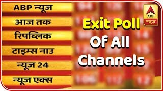 Rajasthan, MP, Chhattisgarh: Exit poll of all channels - ABPNEWSTV