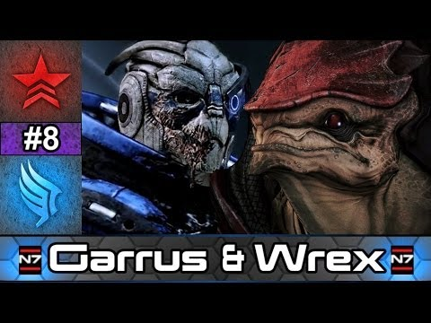 Mass Effect Story: Citadel - Recruiting Garrus & Wrex | Paragon Walkthrough #8