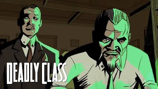 DEADLY CLASS | Season 1, Episode 9: Tough Choices | SYFY - SYFY