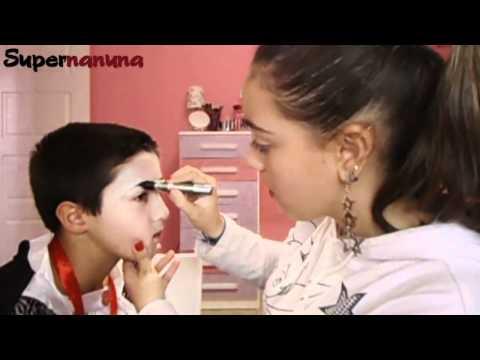 Maquillaje para Halloween ~ Vampiro