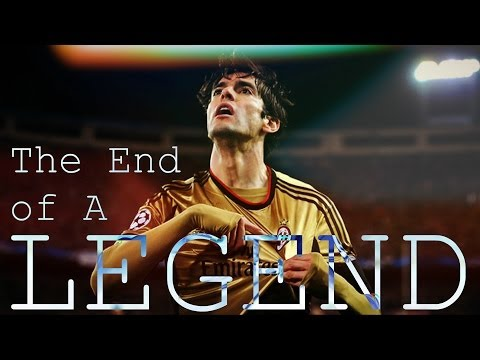 Ricardo Kaká - The End of A Legend | Thank You Emotional 2014 HD