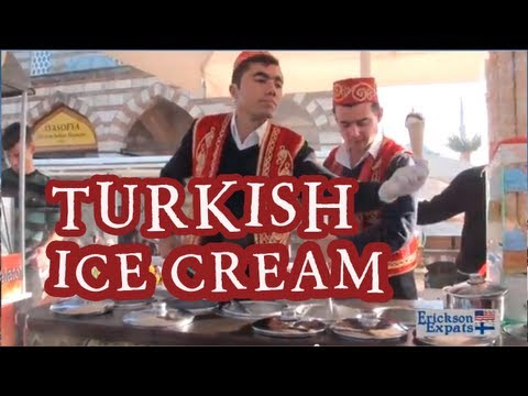 Istanbul Travels | Turkish Ice Cream (4 of 10)