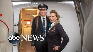Pilot donates kidney to flight attendant - ABCNEWS