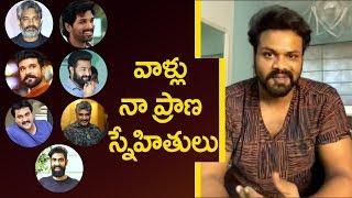 Manchu Manoj Excellent Words about Jr Ntr ,Ram Charan,  Allu Arjun, Sunil || IndiaGlitz Telugu - IGTELUGU