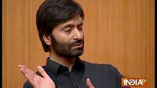 Aap Ki Adalat: Yasin Malik speaks on 26/11 Mumbai attack - INDIATV