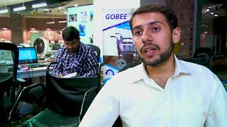 Pakistani Engineers Develop a Smart Wheelchair to Help Disabled - VOAVIDEO