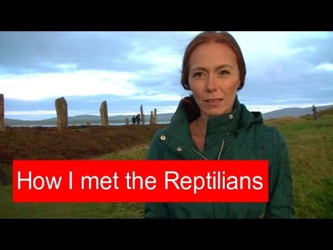 How I met the Reptilians