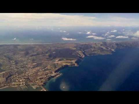 Sobrevolando Melilla (Overflying Melilla)