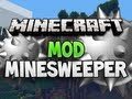 Minecraft Mod Spotlight - MINESWEEPER MOD!