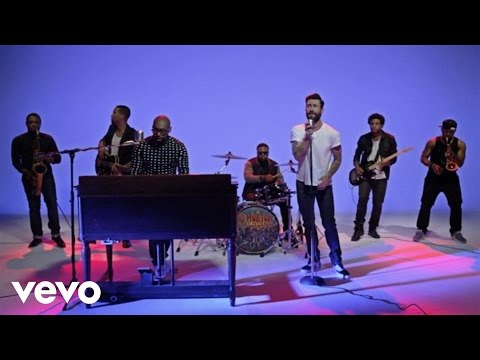 PJ Morton - Heavy ft. Adam Levine