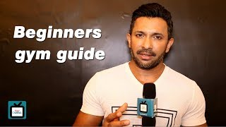 Terence Lewis beginners guide to gym - TELLYCHAKKAR