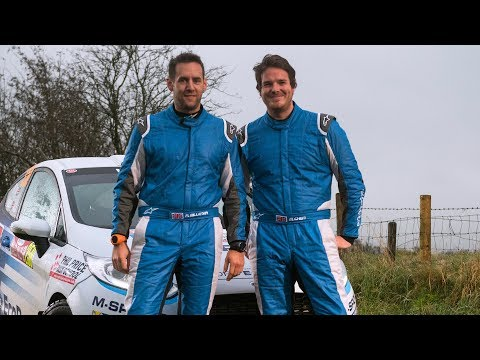 Race Day at Wales Rally GB | Going Straight Sideways: Ep 5