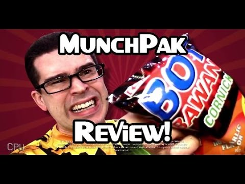 MunchPak International Snacks Review