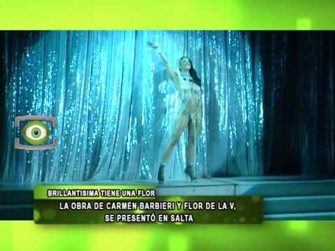 "SECTOR VIP 2014 - FESTIVAL ""ALMA Y VIDA DEL FOLKLORE"" - ""BRILLANTISIMA"""