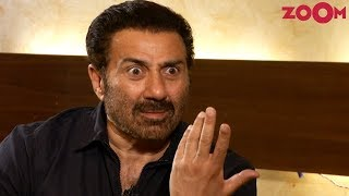 Sunny Deol REACTS to the issue of Nepotism in Bollywood industry | Exclusive - ZOOMDEKHO