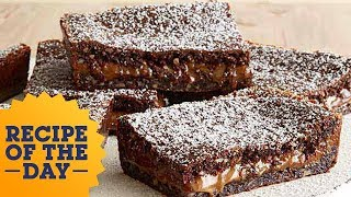 Recipe of the Day: Ree's Knock-You-Naked Brownies | Food Network - FOODNETWORKTV