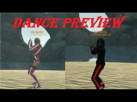 Playstation Home - New! K-Pop Dance Pack 1 - nDreams (Full Preview)