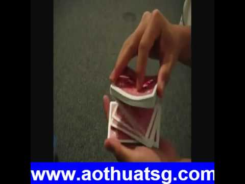 Hướng dẫn làm ảo thuật,bộ bài ma quỷ,đạo cụ ảo thuật bài  LH:01666667346