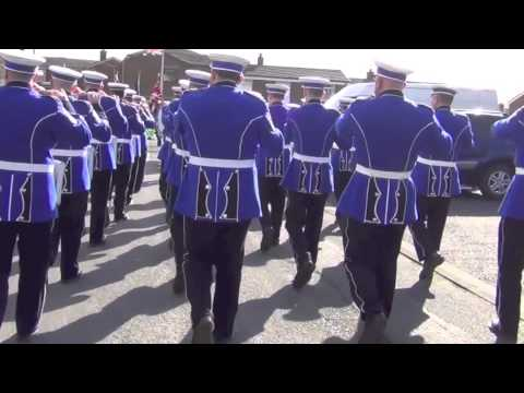 Steeple Defenders Parade 2014 Antrim