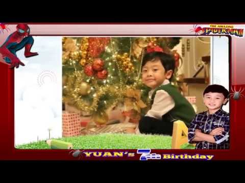 YUAN's 7th Birthday