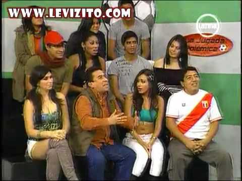 La Jugada Polemica con la Pepa 16 de julio 2011 El Especial del Humor 1/2