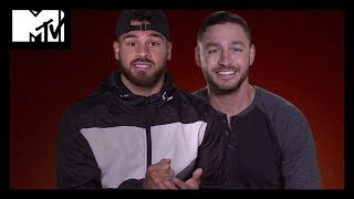 Cory Feels Like Tony Is 'Trying To Embarrass' Him | The Challenge: Final Reckoning | MTV - MTV