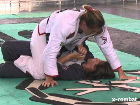 ABU DHABI PRO 2012 - Fernanda Mazzelli x Gabrielle Garcia by X-COMBAT