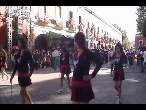 Desfile de Feria Tlaxcala 2014
