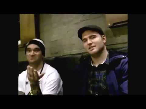 When Lojo Met New Found Glory - Interview at HMV Forum London 2014